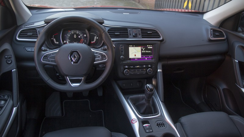 Test renault kadjar tce 130 bose pure for Interieur kadjar