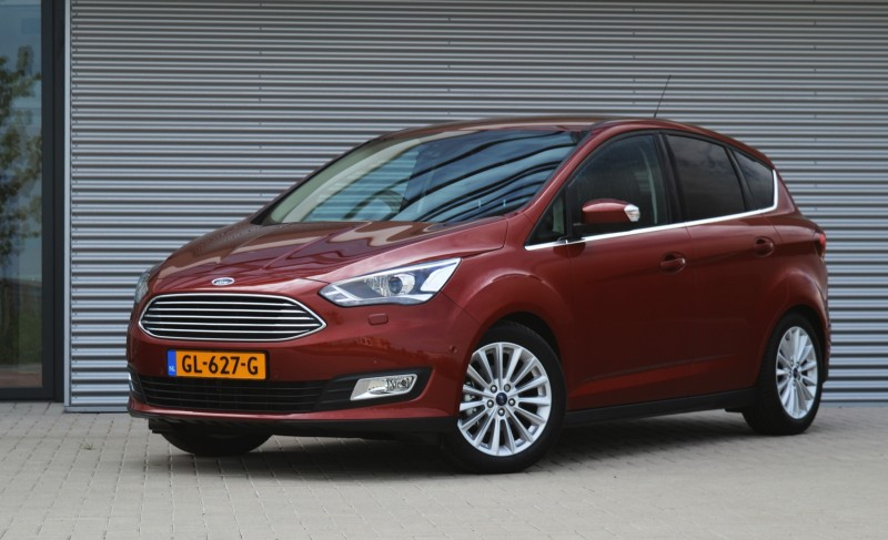 test ford c max 1 5 tdci titanium pure rijervaring. Black Bedroom Furniture Sets. Home Design Ideas