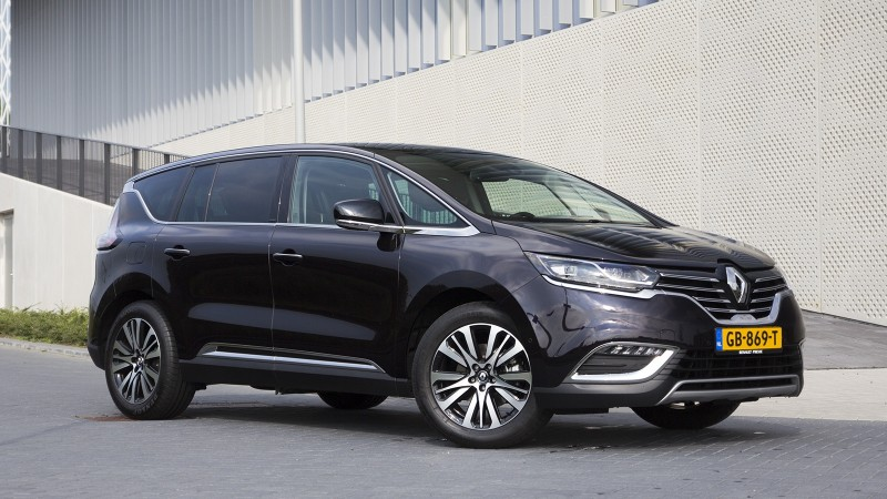 test renault espace tce 200 initiale paris pure rijervaring. Black Bedroom Furniture Sets. Home Design Ideas