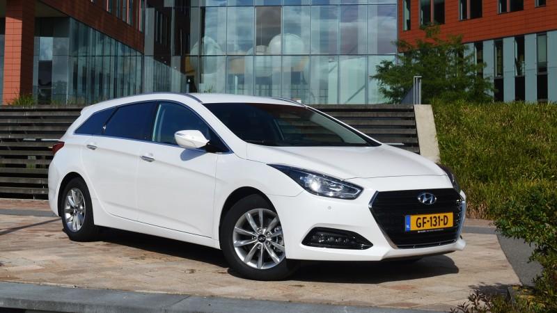 test hyundai i40 wagon 1.7 crdi blue business edition - rijtesten.nl