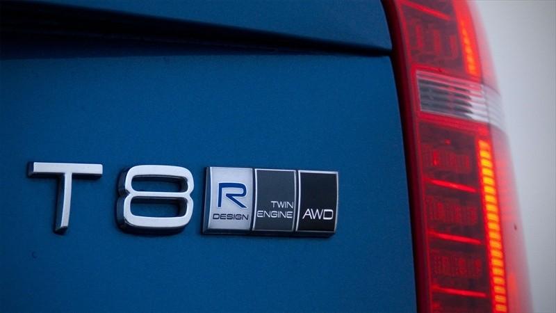 Volvo XC90 T8 Twin Engine AWD R-Design