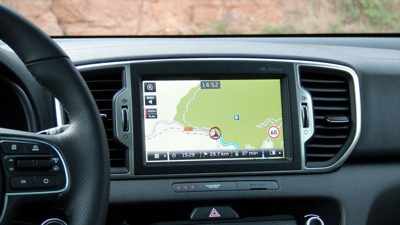 Kia Sportage 1.6 T-GDi DCT7 4WD GT-PlusLine
