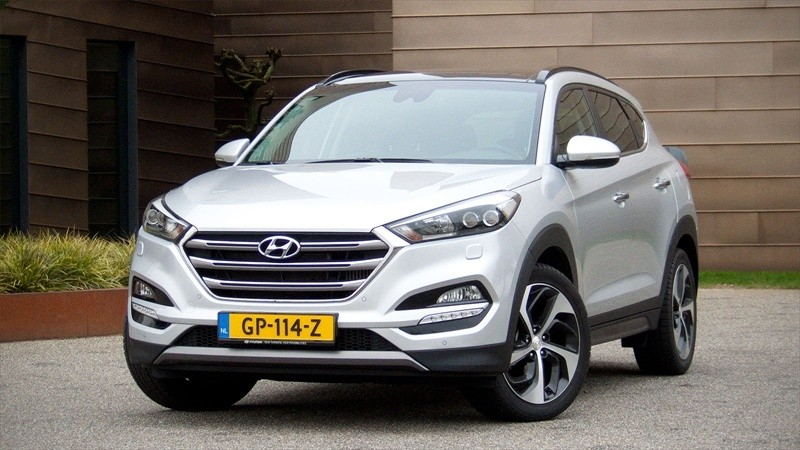 test hyundai tucson 1 6 t gdi 2wd premium. Black Bedroom Furniture Sets. Home Design Ideas