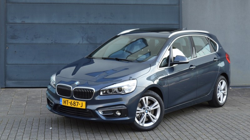 foto 39 s bmw 2 serie active tourer 218i high executive. Black Bedroom Furniture Sets. Home Design Ideas