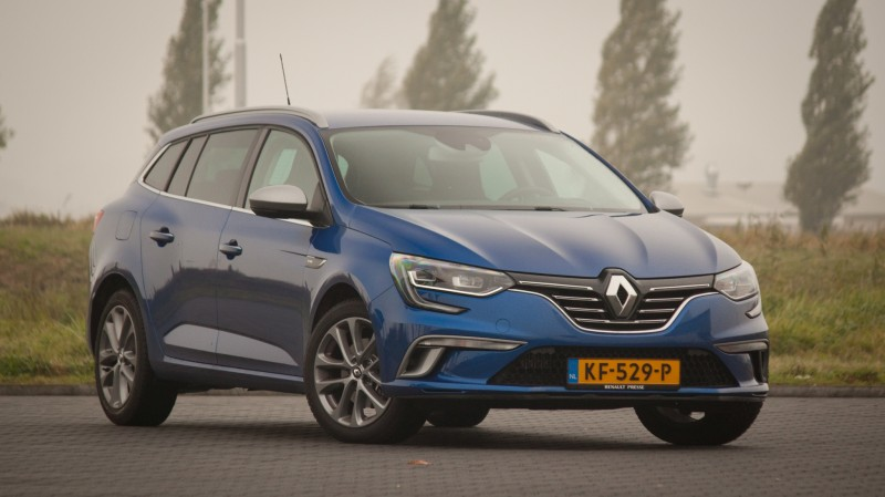 test renault m gane estate 1 6 dci 130 gt line rijtesten. Black Bedroom Furniture Sets. Home Design Ideas