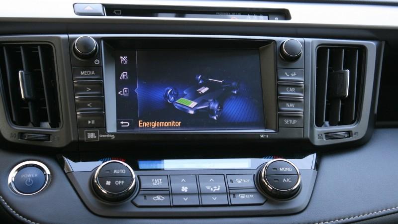 Toyota RAV4  2.5 Hybrid Executive