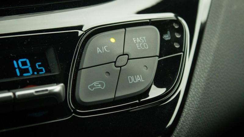 Toyota C-HR 1.2T Executive