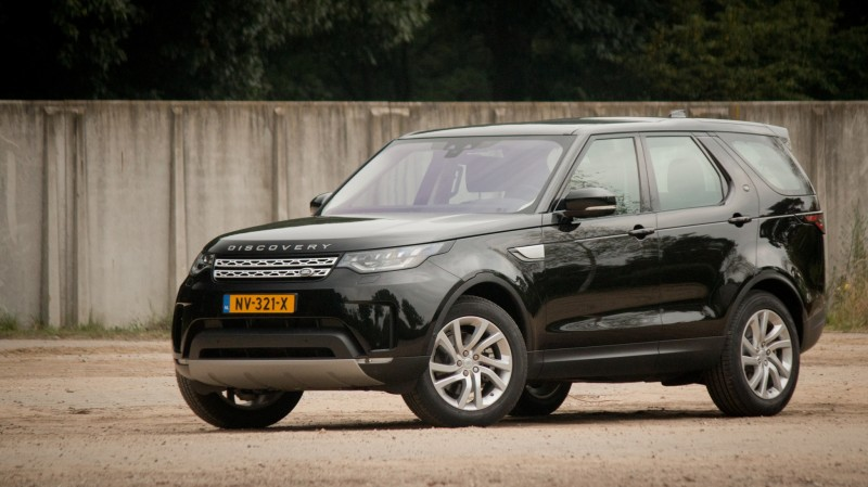 test land rover discovery 2 0 td4 hse pure. Black Bedroom Furniture Sets. Home Design Ideas