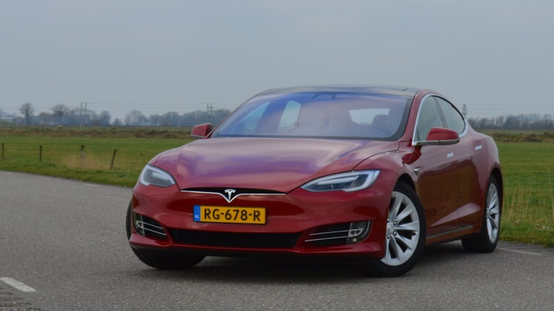Image result for 2018 Tesla model S nl