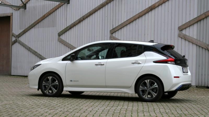 Nissan LEAF 40 kWh Tekna