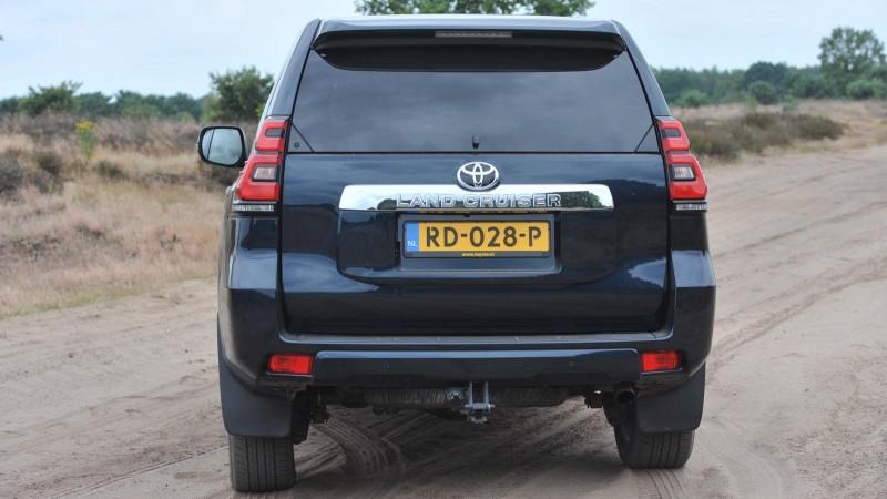 Toyota Land Cruiser 2.8 D-4D Executive