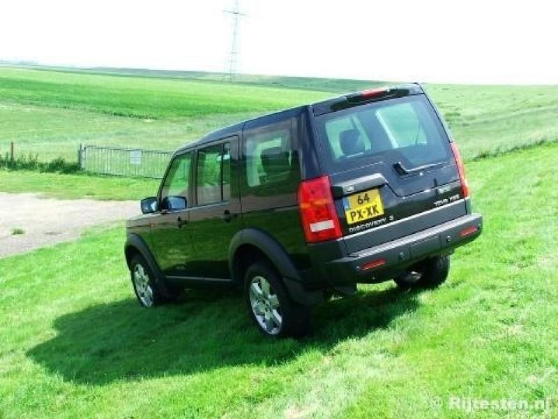 Foto S Land Rover Discovery 2 7 Tdv6 Hse Rijtesten Nl