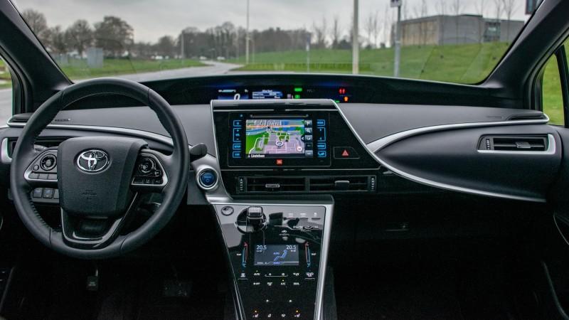 Toyota Mirai FCV Executive