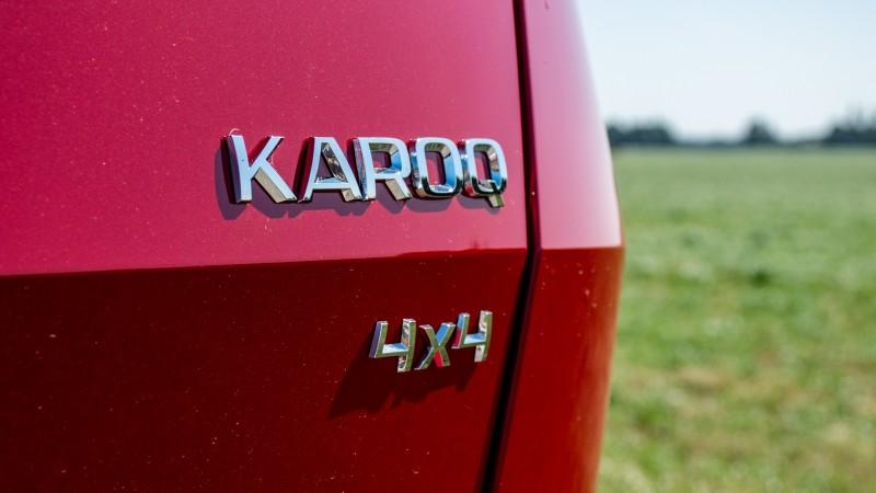 Skoda Karoq 2.0 TSI 4x4 Sportline Business