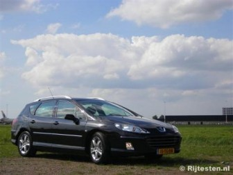 test peugeot 407 sw 2 0 16v hdif xs navteq pure rijervaring. Black Bedroom Furniture Sets. Home Design Ideas