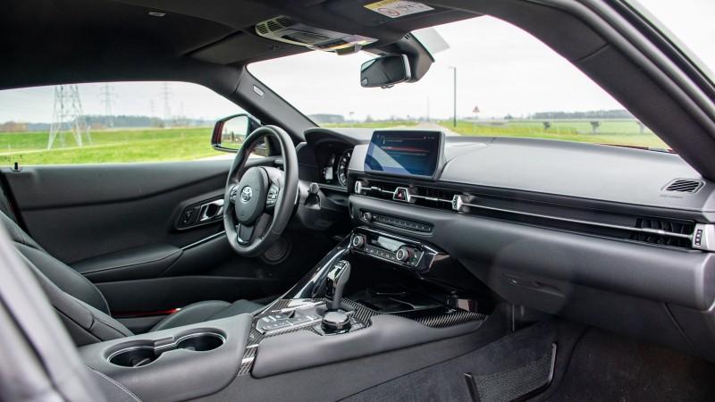 Toyota GR Supra 3.0 Legend Premium