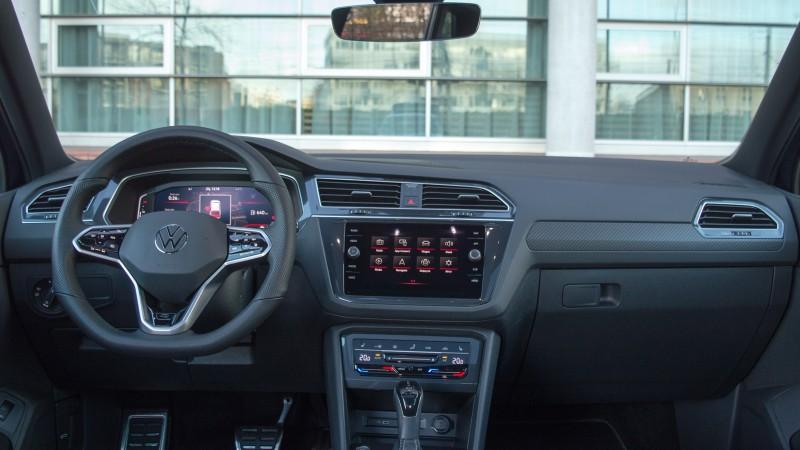 Volkswagen Tiguan 1.5 TSI DSG-7 R-Line Business+