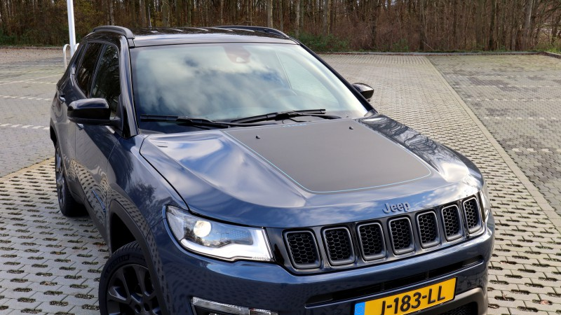 Jeep Compass 4xe 240 Plug-in Hybrid S