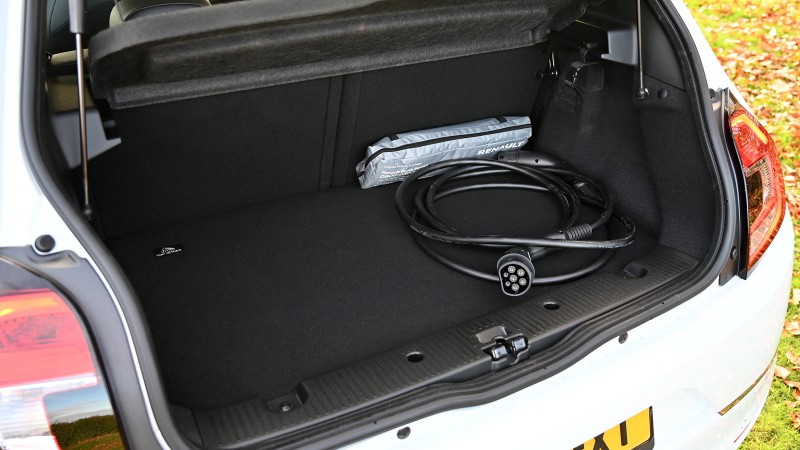 Renault Twingo Electric Electric Intens