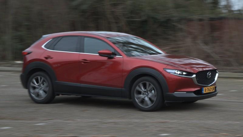 Mazda CX-30 Skyactiv-X 186 6AT Luxury