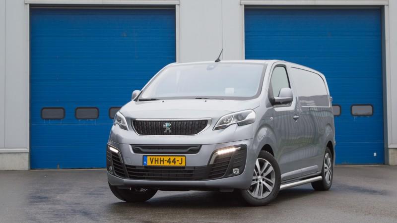 Peugeot e-Expert 75 kWh Standard Asphalt