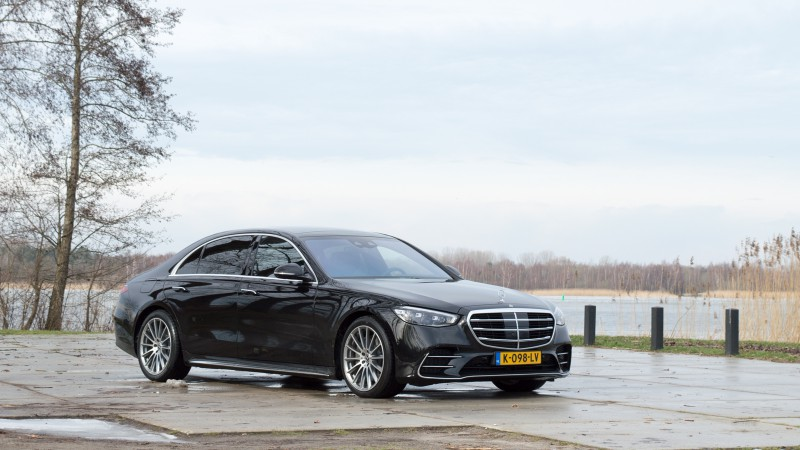 Mercedes-Benz S-klasse 450 4Matic Lang