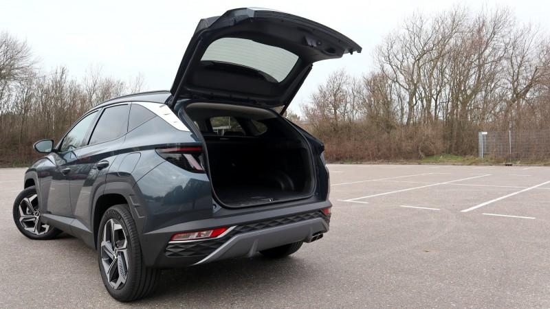 Hyundai Tucson 1.6 T-GDI 48V Premium