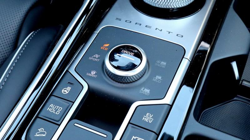 Kia Sorento 1.6 T-GDi Plug-in Hybrid 4WD