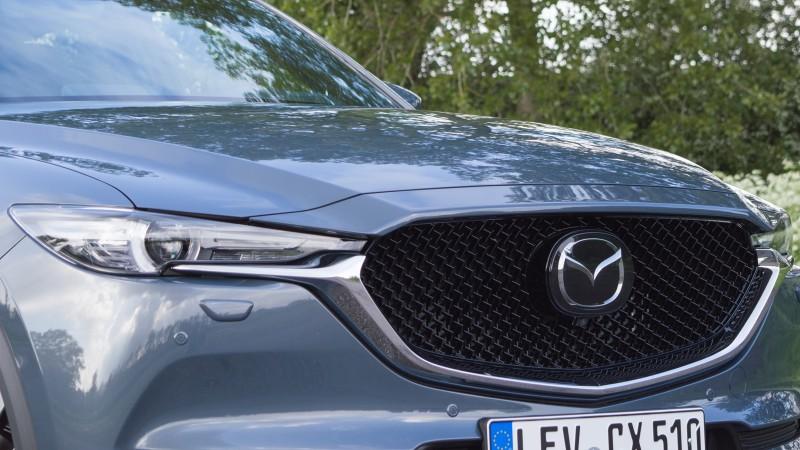 Mazda CX-5 Skyactiv-D 184 6AT Signature