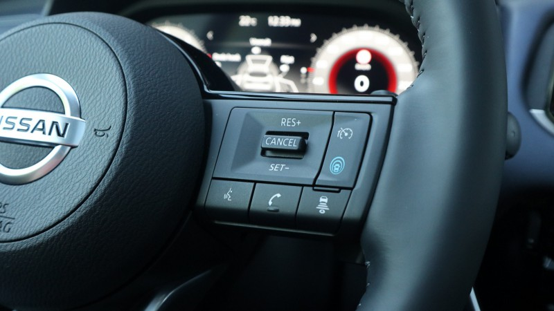 Nissan Qashqai 1.3 Xtronic 12V MildHybrid  Tekna+