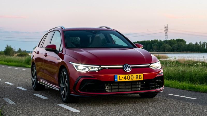 Volkswagen Golf Variant 1.5 eTSI R-Line Business