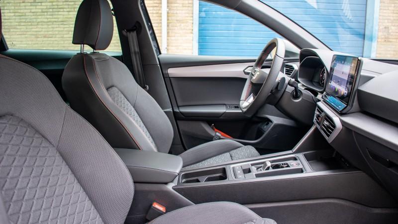 Seat Leon Sportstourer 1.4 TSI e-Hybrid FR