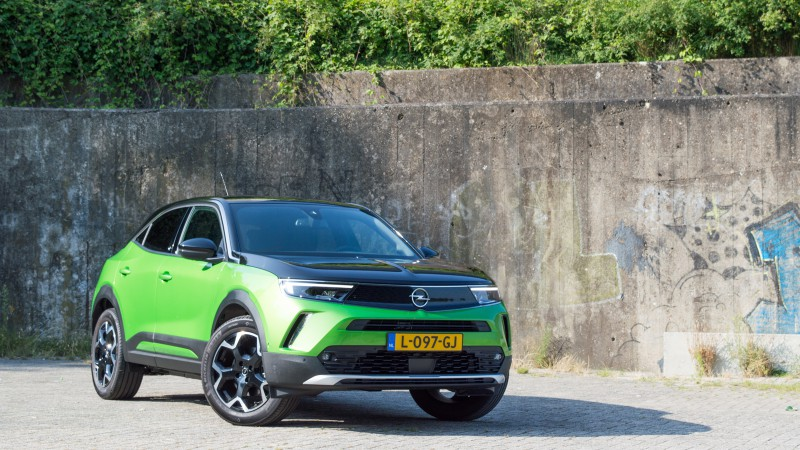 Opel Mokka-e 50 kWh Ultimate 3-fasen