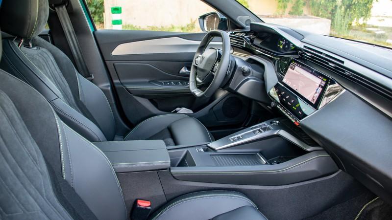 Peugeot 308 SW HYbrid 225 e-EAT8 GT Pack Business