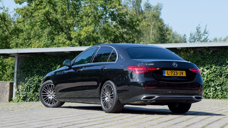 Mercedes-Benz C-Klasse Limousine 200 9G-Tronic Luxury Line