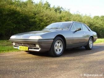 IntroDe Ferrari 412 is een vreemde e...  Pure ri