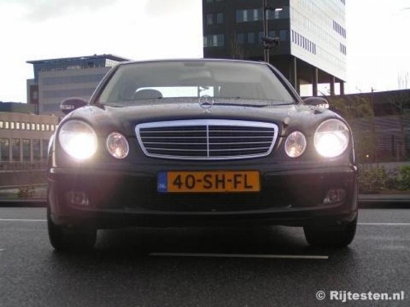 2017 Cadillac Cts 3 6 L Premium Luxury >> Foto's Mercedes-Benz E-Klasse E200 NGT Classic - Rijtesten.nl: Pure rijervaring