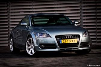 Audi on Test Audi Tt 3 2 S Tronic Quattro Pro Line   Rijtesten Nl
