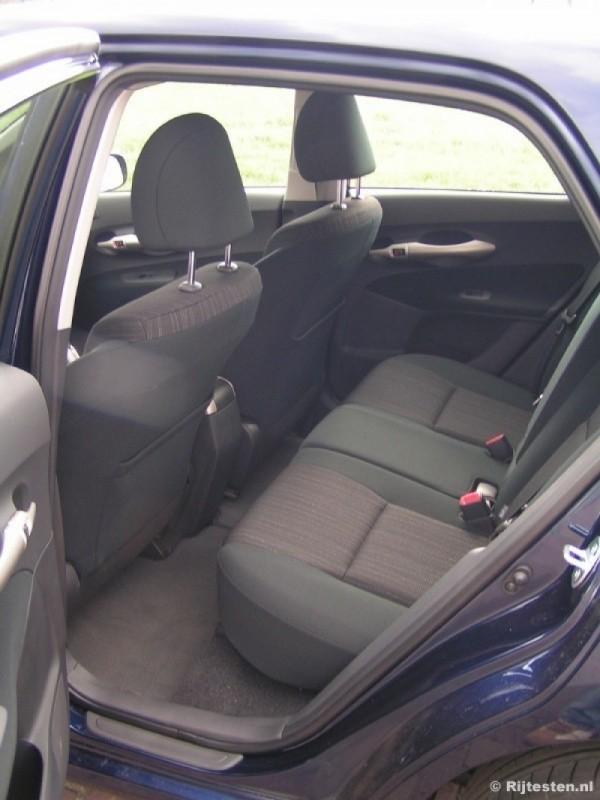 Toyota Auris 1.6 16v VVT-i Luna Business