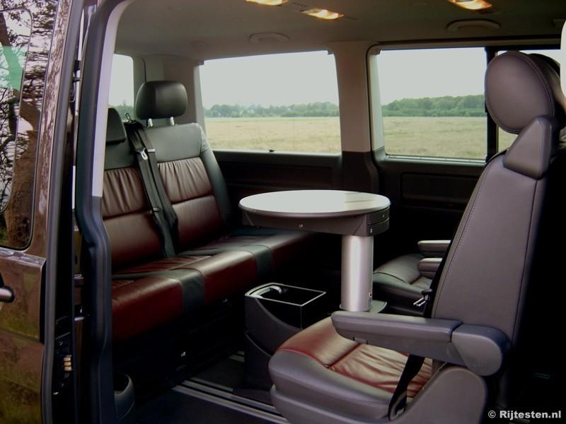 test volkswagen multivan 3 2 v6 highline sport edition pure rijervaring. Black Bedroom Furniture Sets. Home Design Ideas
