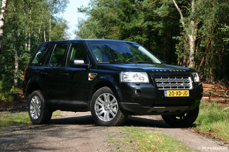 test land rover freelander 2 2 2 td4 hse. Black Bedroom Furniture Sets. Home Design Ideas
