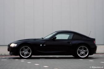 Bmw Z4 Coupe. BMW Z4 M Coupé: Prachtige