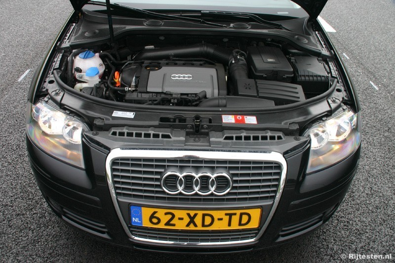 Audi a3 18 tfsi big turbo problemen