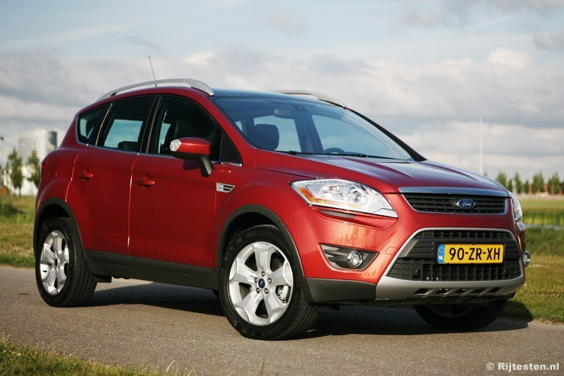 test ford kuga 1 6 ecoboost titanium pure. Black Bedroom Furniture Sets. Home Design Ideas
