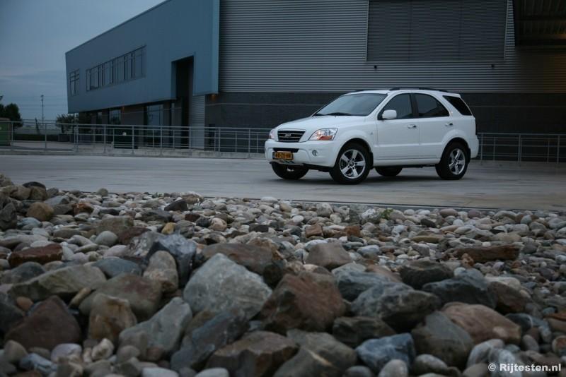 Kia Sorento 3.3 V6 X-clusive