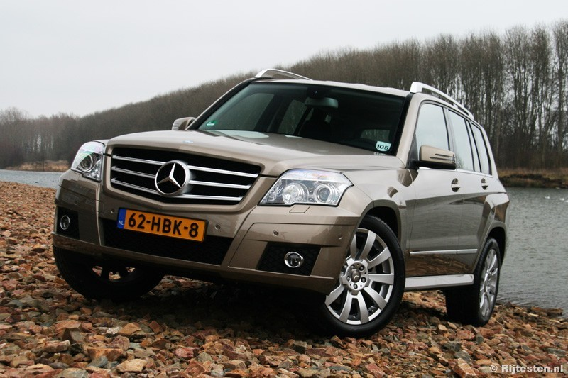 test mercedes benz glk 320 cdi 4matic pure rijervaring. Black Bedroom Furniture Sets. Home Design Ideas