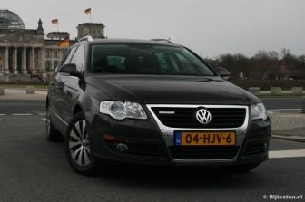 Volkswagen Passat Variant 2.0 TDI Bluemotion Comfortline:
