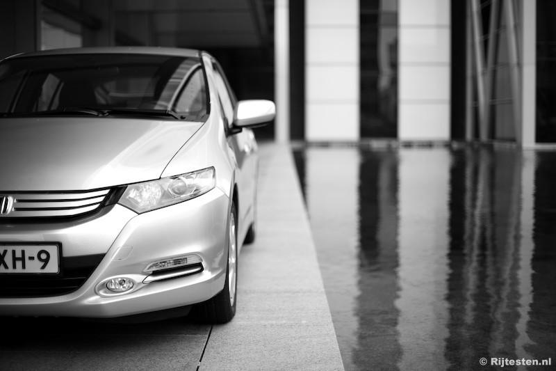 Foto S Honda Insight 1 3 I Vtec Elegance Rijtesten Nl