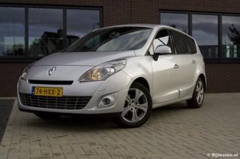 Test Renault Grand Scénic TCe 130 Dynamique - Rijtesten.nl