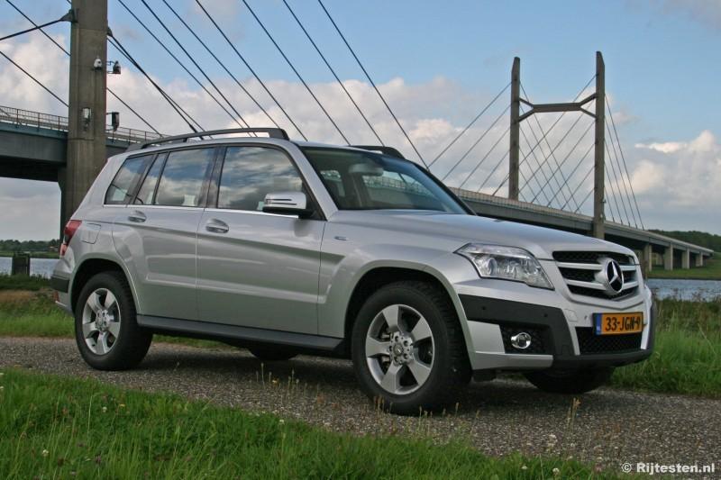 Test Mercedes Benz Glk 220 Cdi Blueefficiency Rijtesten Nl Pure